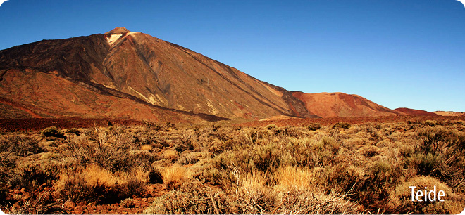 Tenerife Sunshine Excursions - Teide